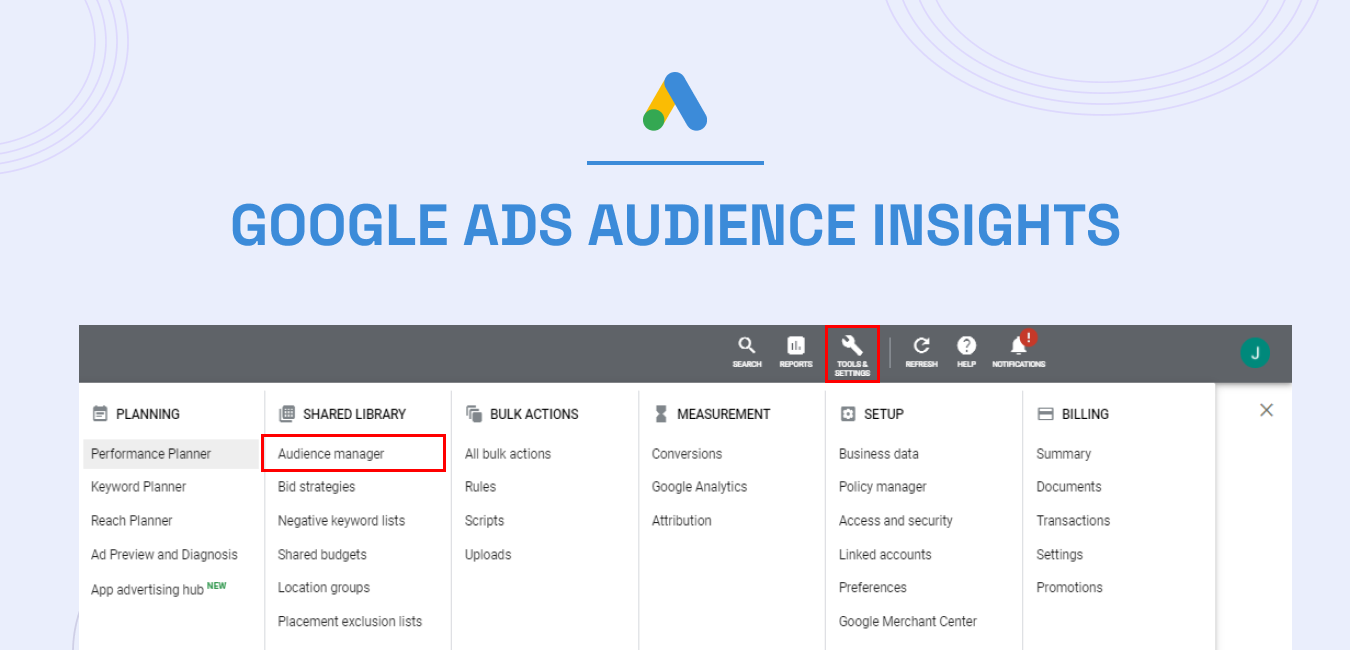 Google Ads Audience Insights