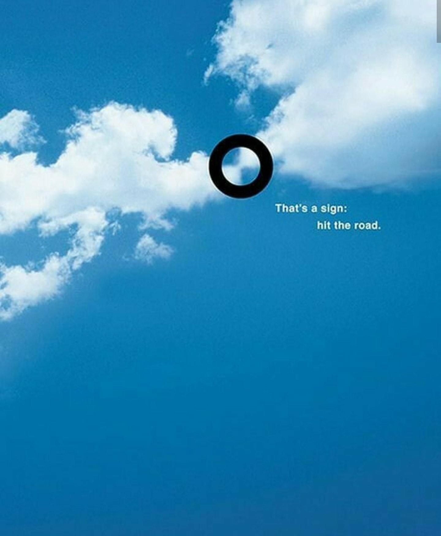 Hit the road digital advertising campaign by BMW