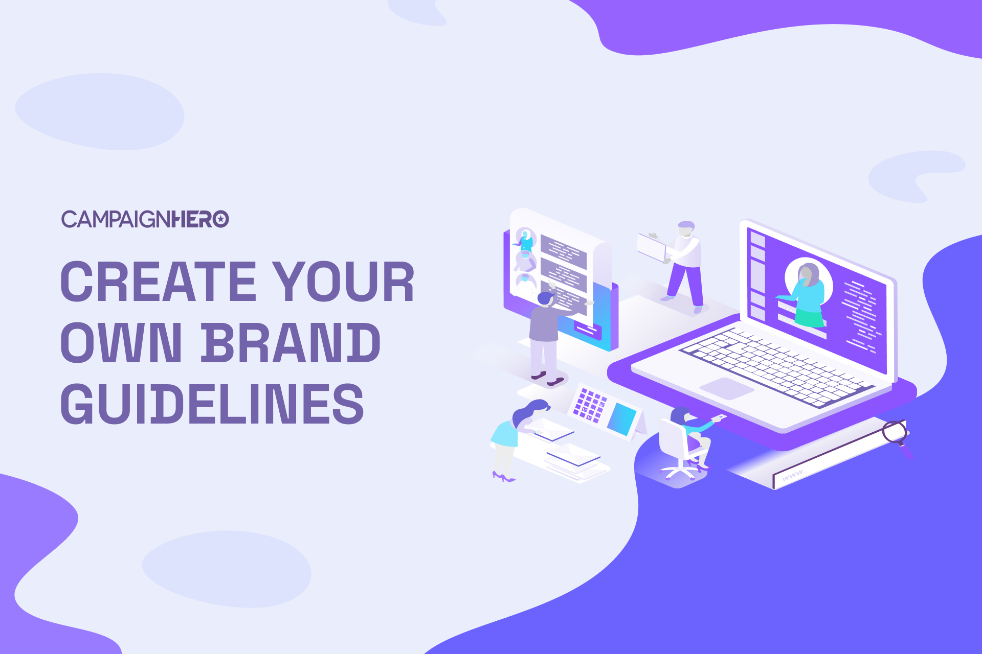 How To Create Brand Guidelines For Your Small Business [Free Template]