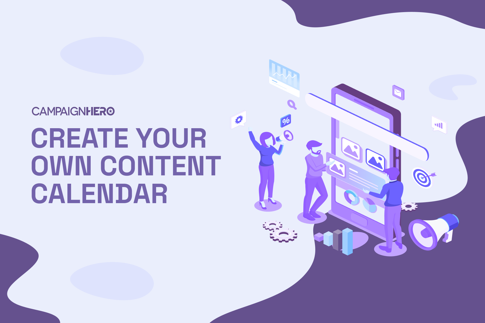 How To Create A Content Calendar For Your Small Business [Free Template]