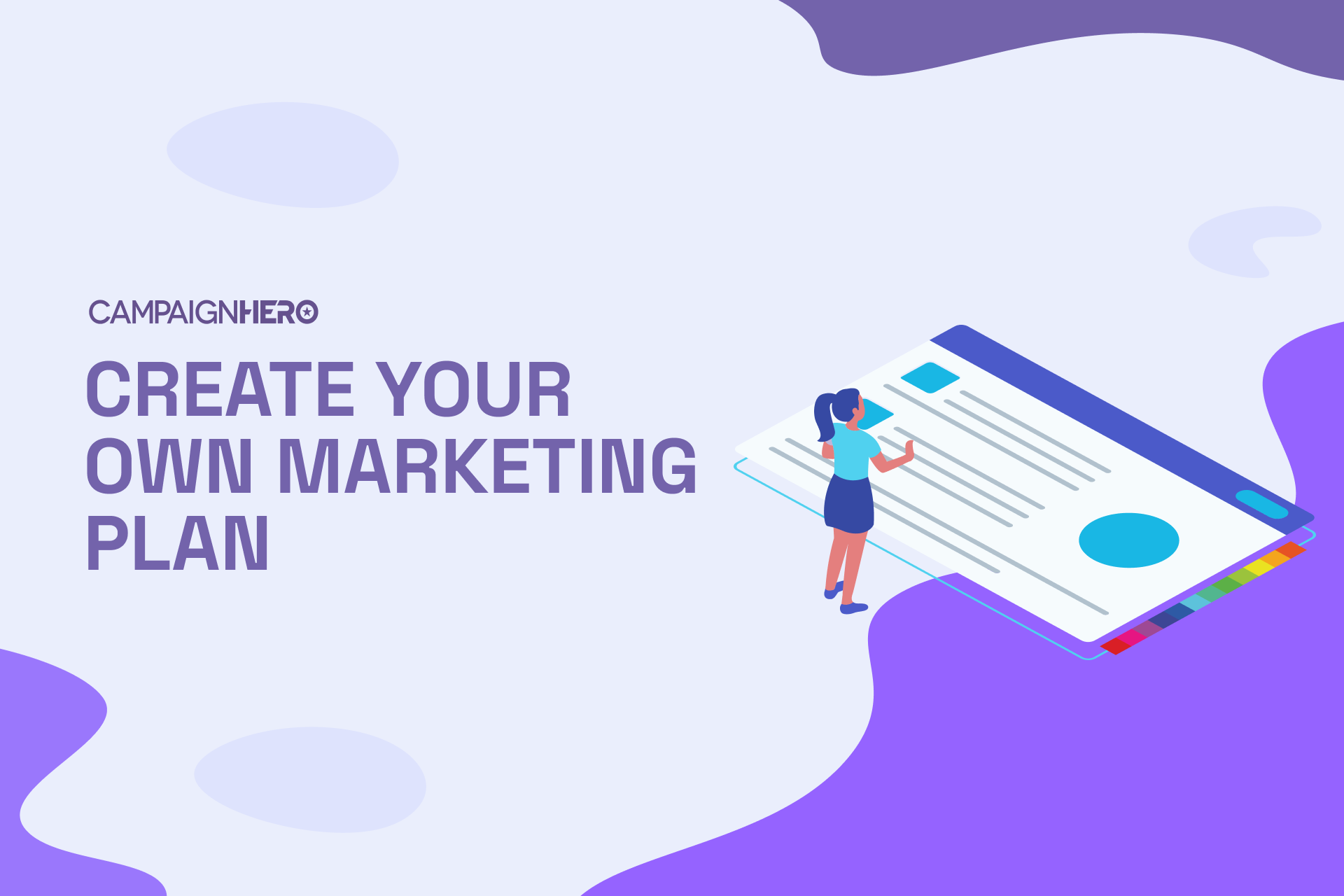 How To Create A Marketing Plan For Your Small Business [Free Template]
