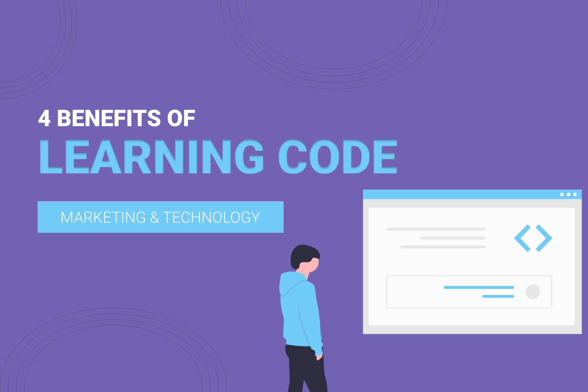 4 Benefits of Learning Code