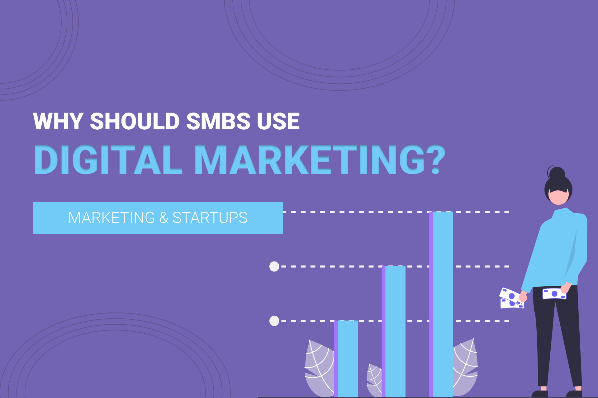 7 Reasons To Use Digital Marketing For Small Businesses