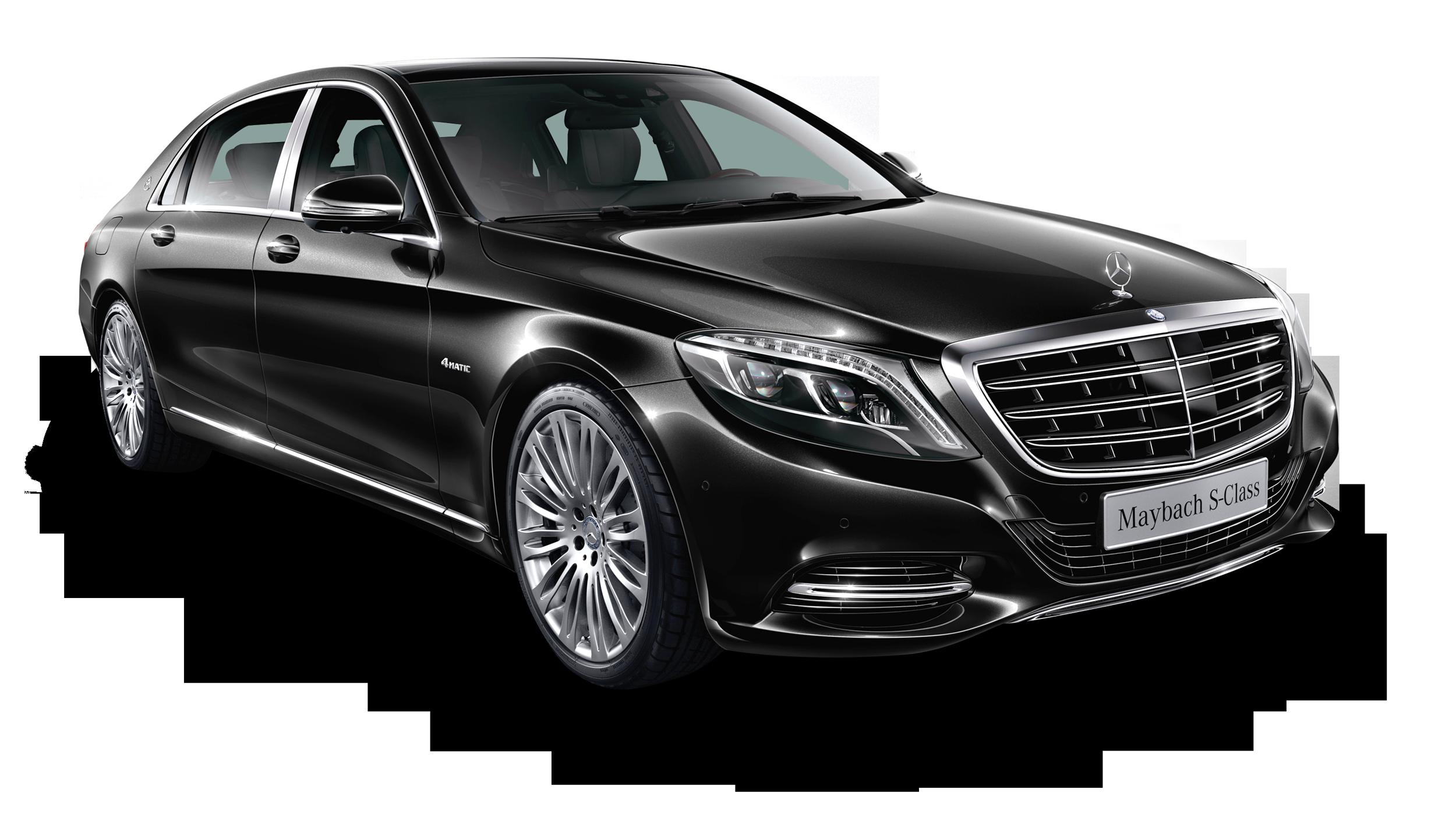 Mercedes S Class Black