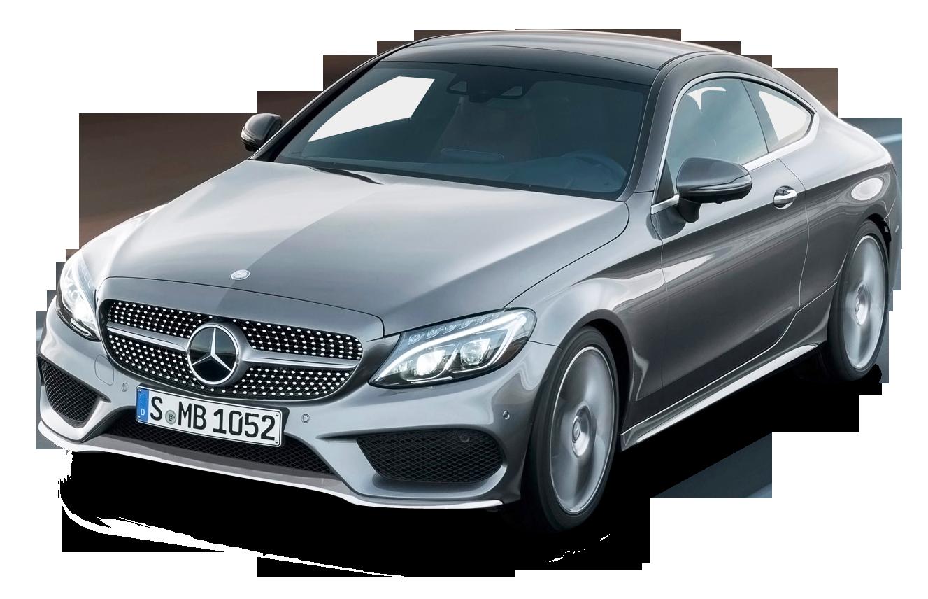 Mercedes C Class Blue