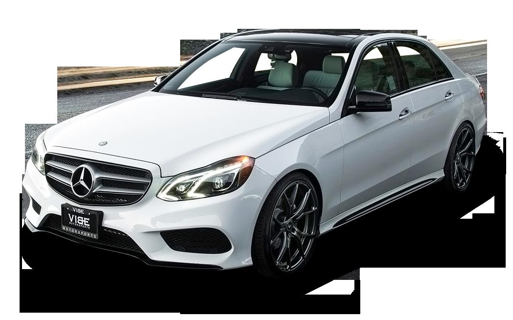 White Mercedes Benz specialist in Bristol