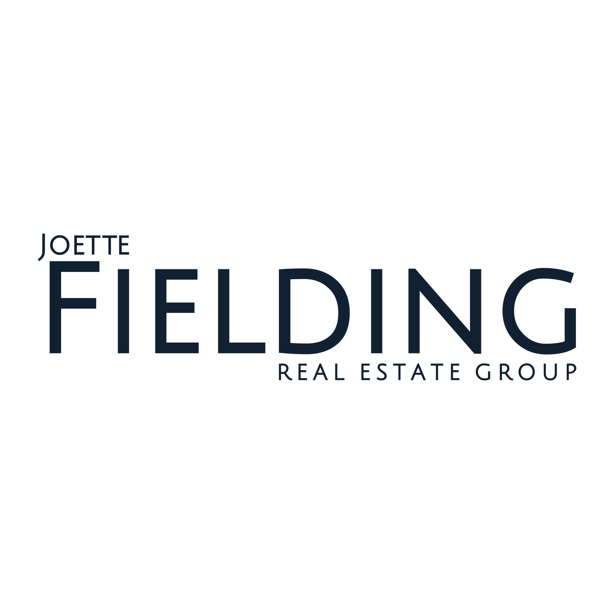 Joette Fielding Real Estate Group Logo