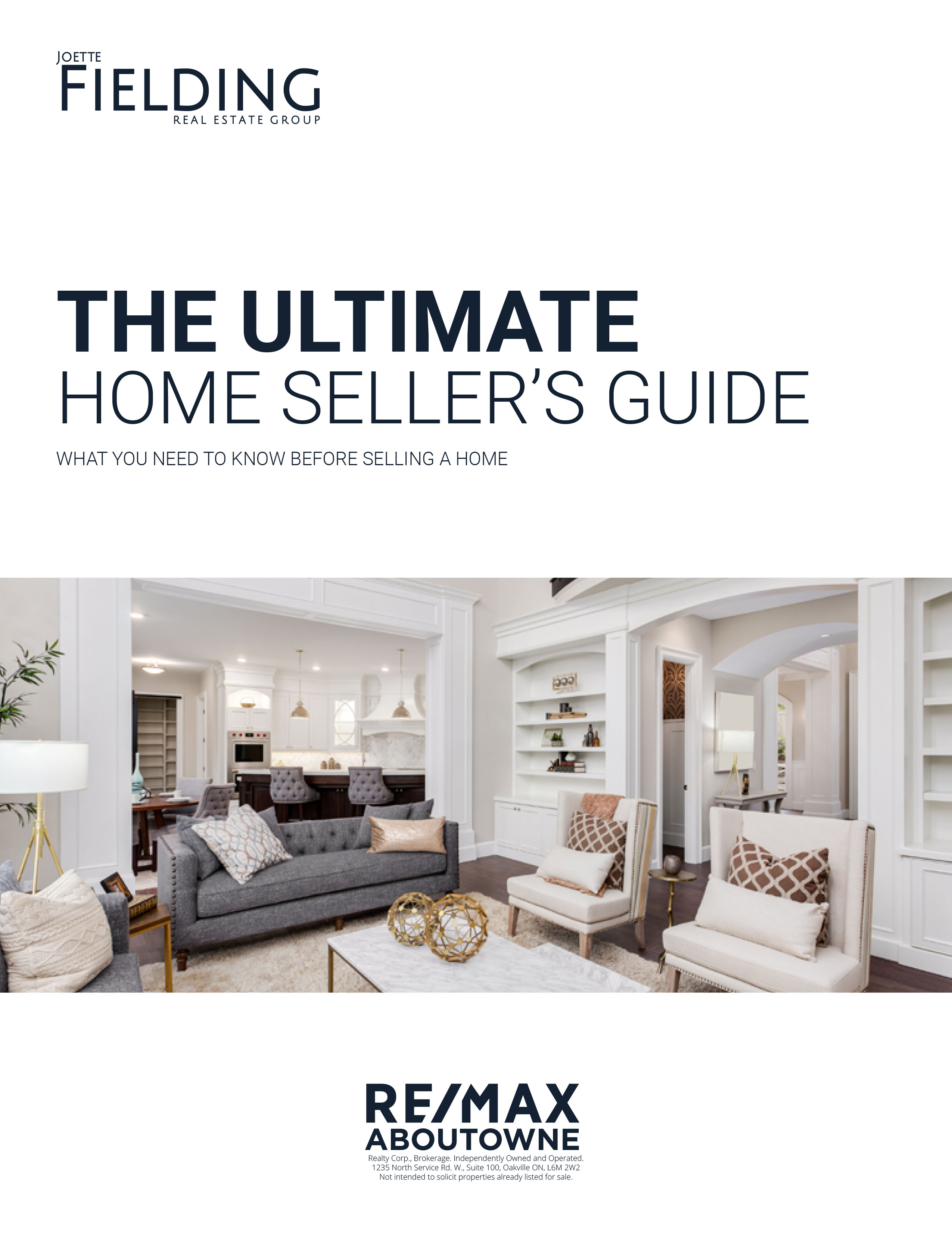 The Ultimate Home Seller's Guide