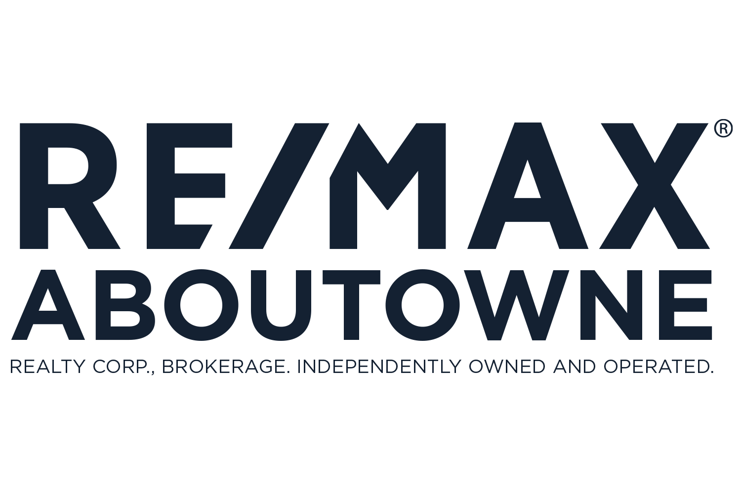 Remax/Aboutotowne Logo