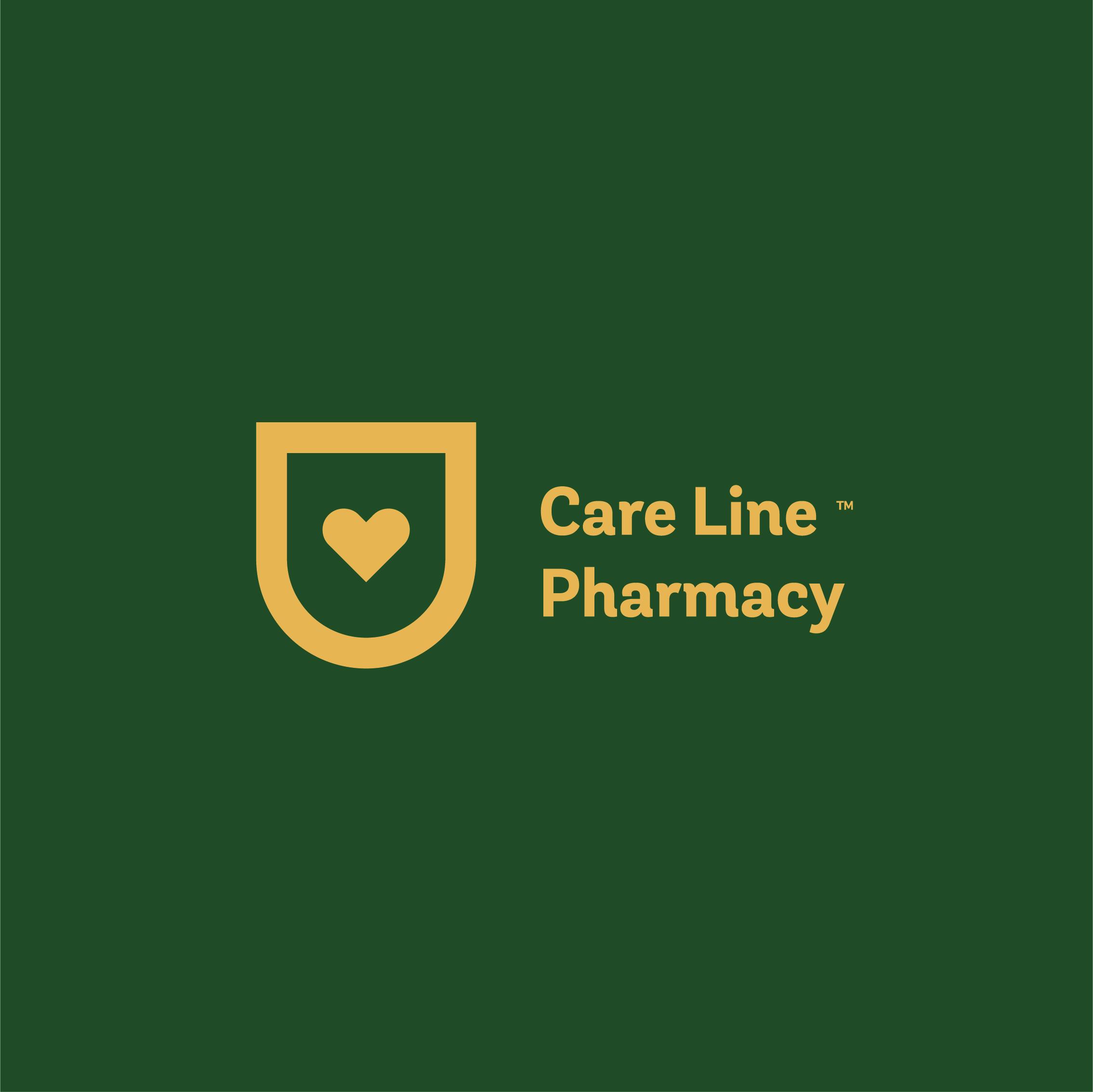Care line pharmacy logo
