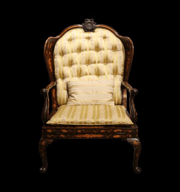 19th Century Dutch Arm Chair