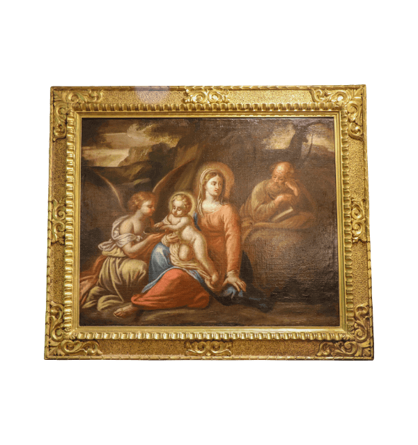 Rest on the Flight to Egypt, 17th Century