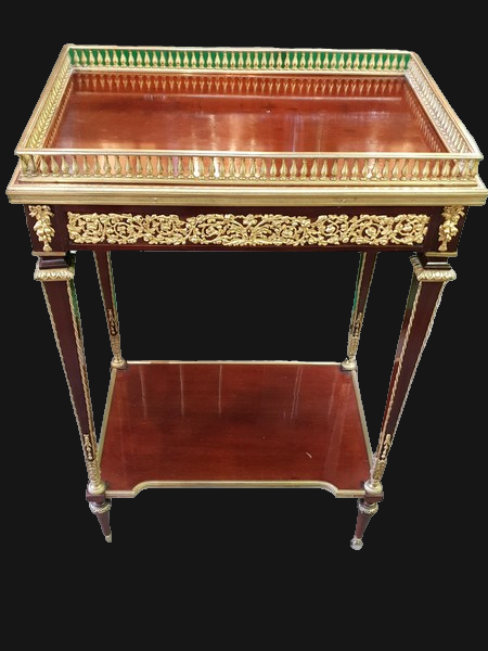 C19th Table By P. Sormani