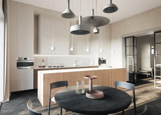 Barcelona - Studio Organic, Aga Kobus, Grzegorz Goworek
