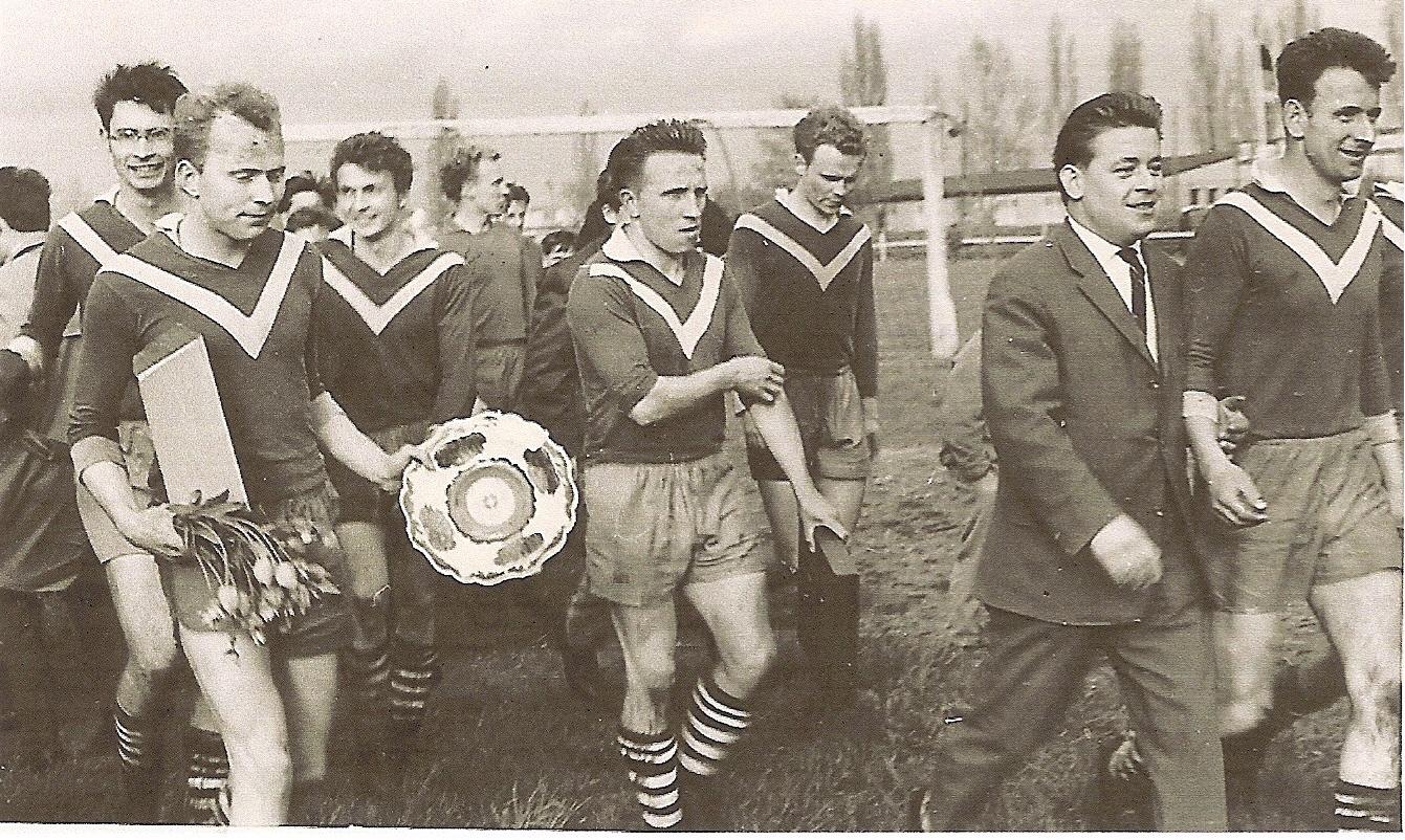 Aufstiegsmannschaft 1965