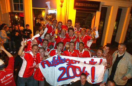 FC Eilenburg Aufstieg 2004