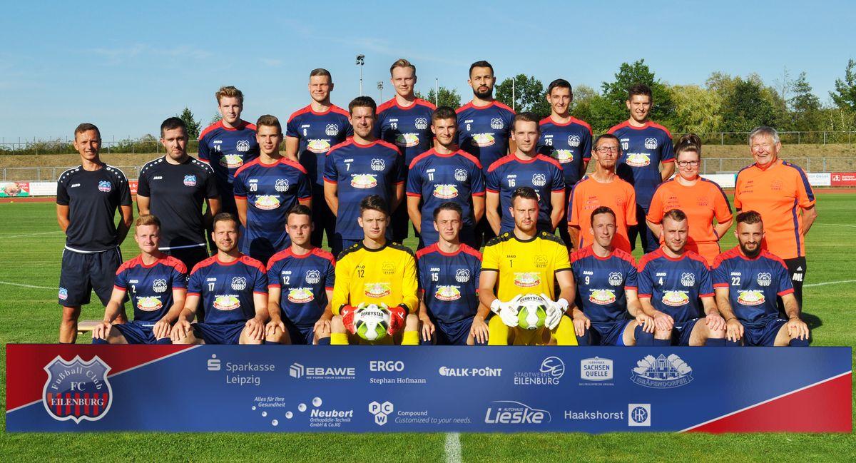 1. Mannschaft FC Eilenburg