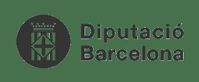 Logotipo de la diputación de Barcelona