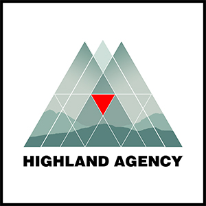 Logotipo de Highland Agency