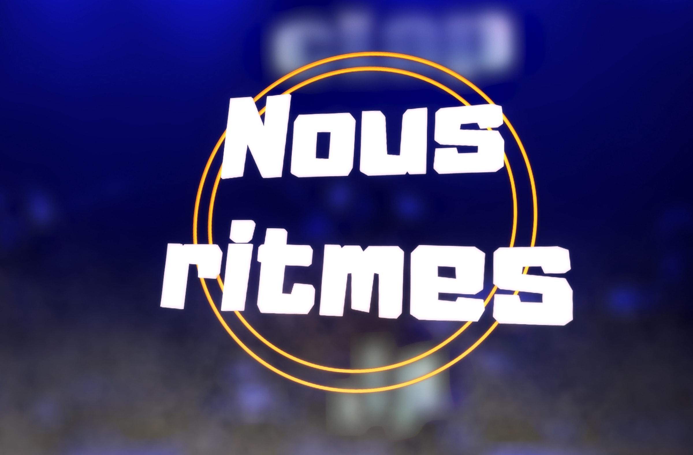 """Logotipo del proyecto """"Nous ritmes"""""""