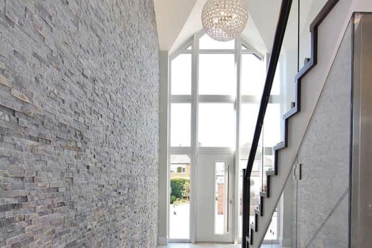apex glazed entrance