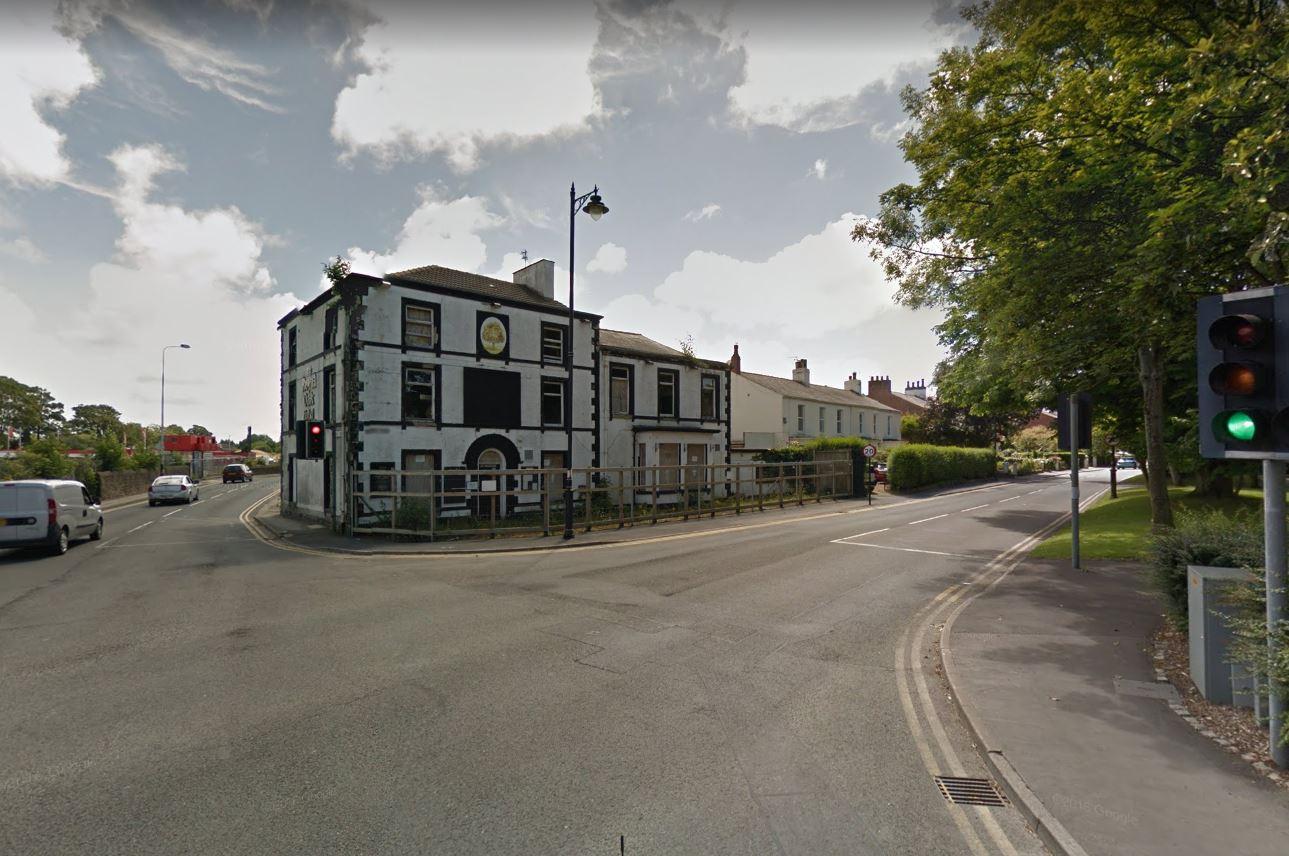 Royal Oak Pub, Zub Architecture
