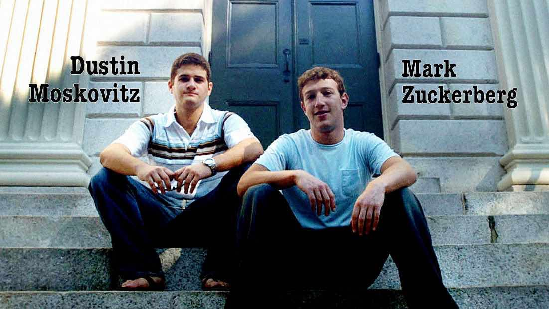 How Dustin Moskovitz Became Facebook Co-founder By Learning To Code In A  Couple Of Days