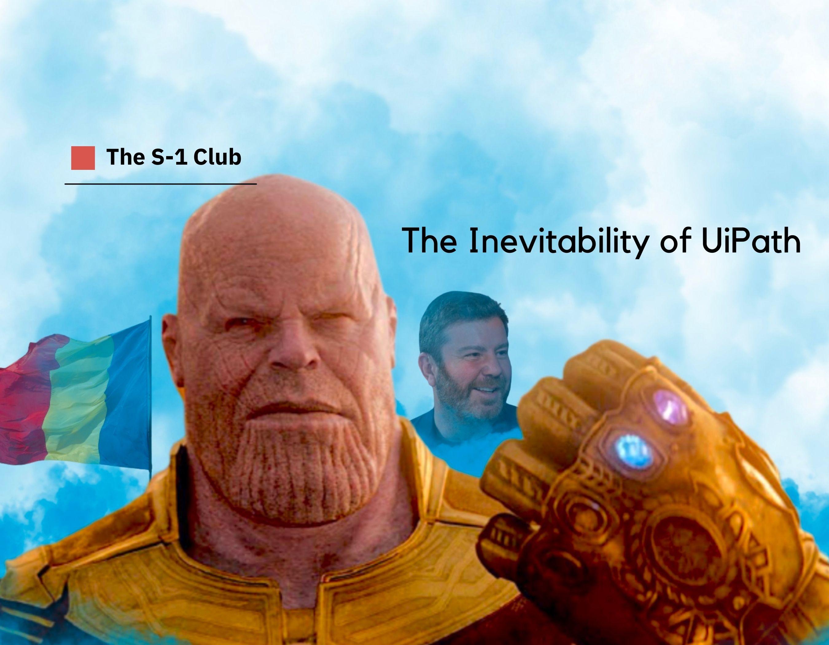 The Inevitability of UiPath
