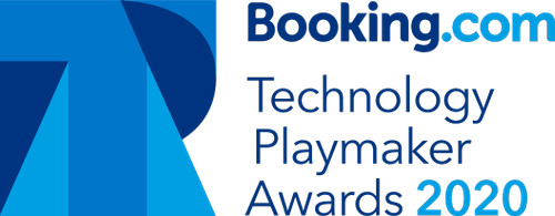Logo for Booking.com Technology Play Maker Awards 2020