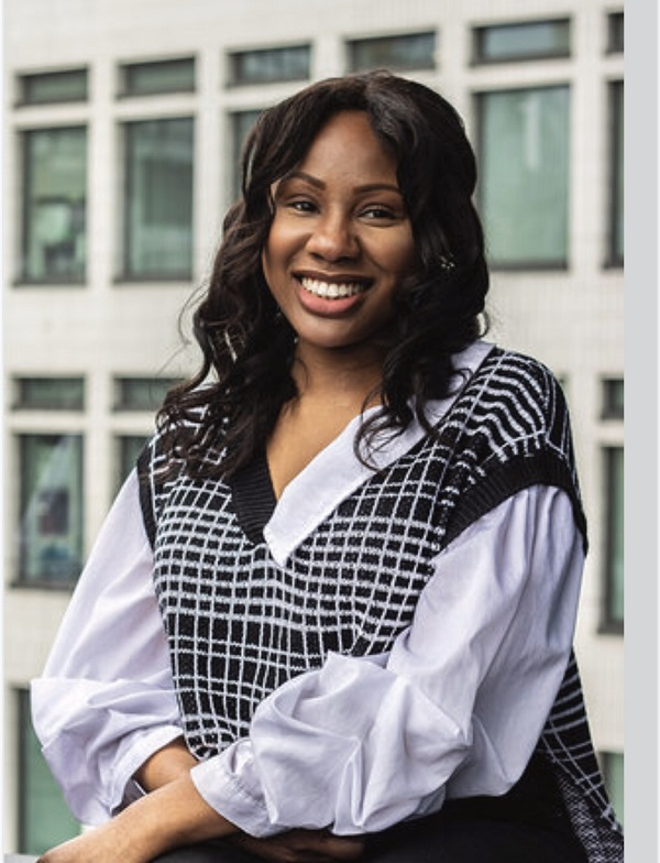 A picture of Deborah Okenla