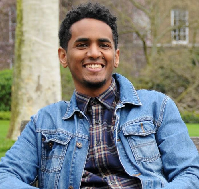 A picture of Michael Berhane