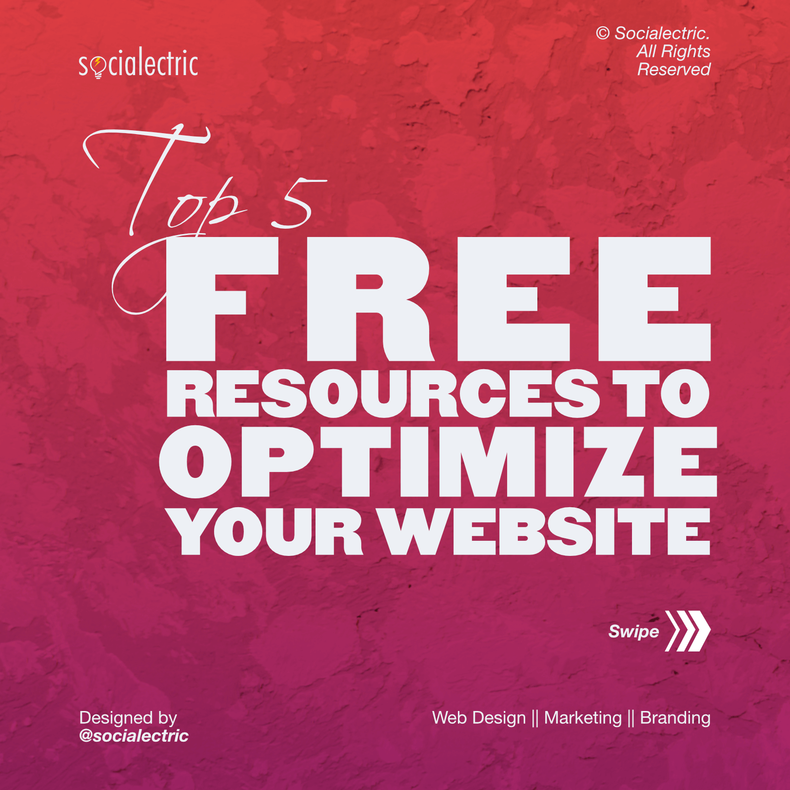 Free Resources for Your Websites - Socialectric Instagram Posts