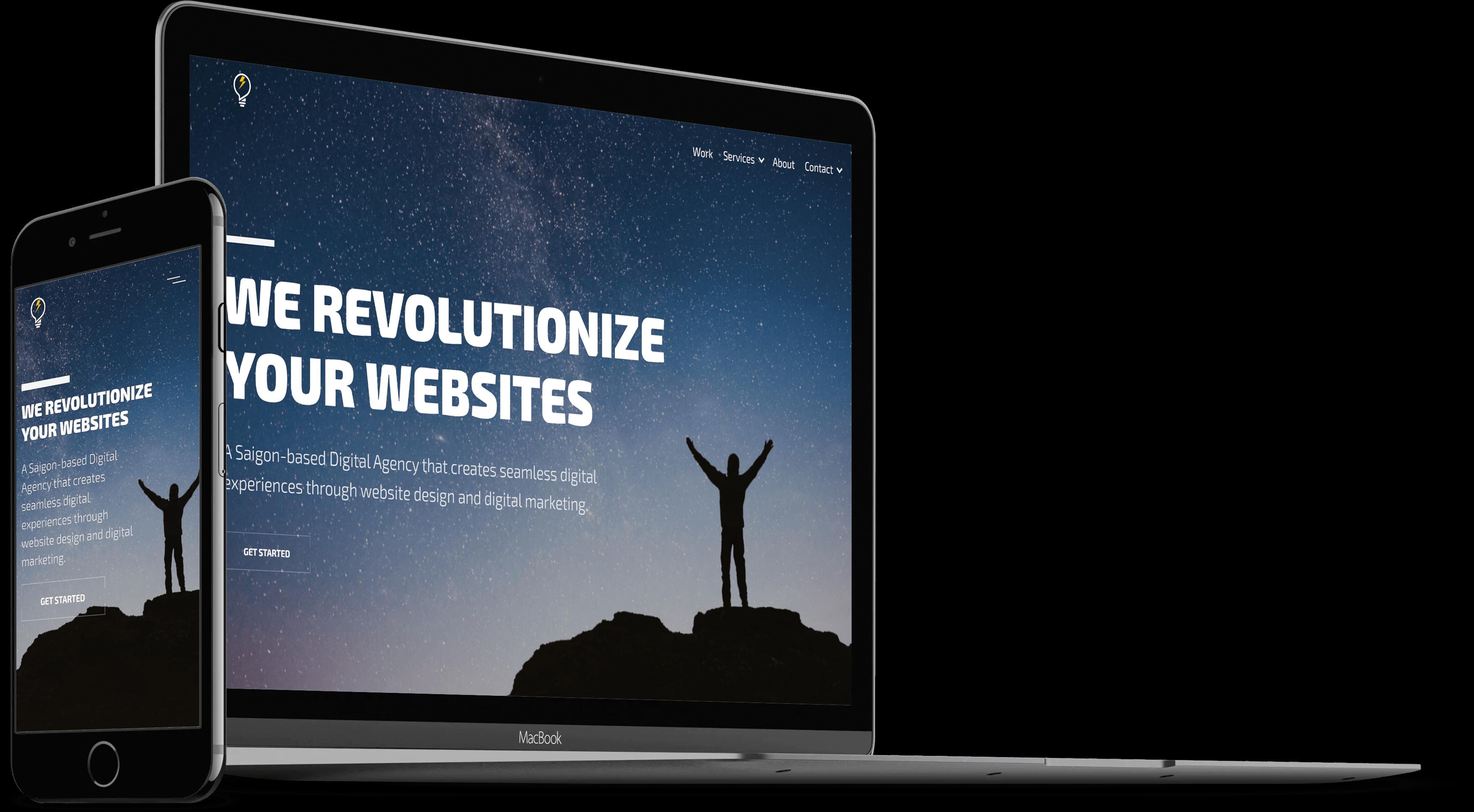 We design website for startups, growing brands, and creative agencies.