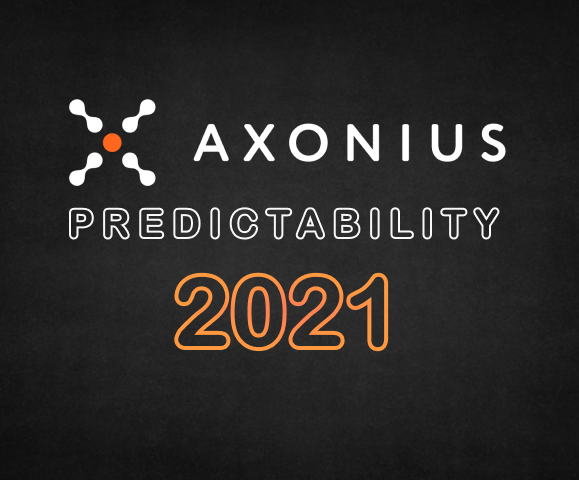 Axonius Predictability 2021