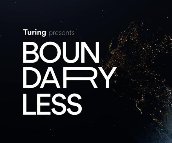Turing 'Boundaryless'