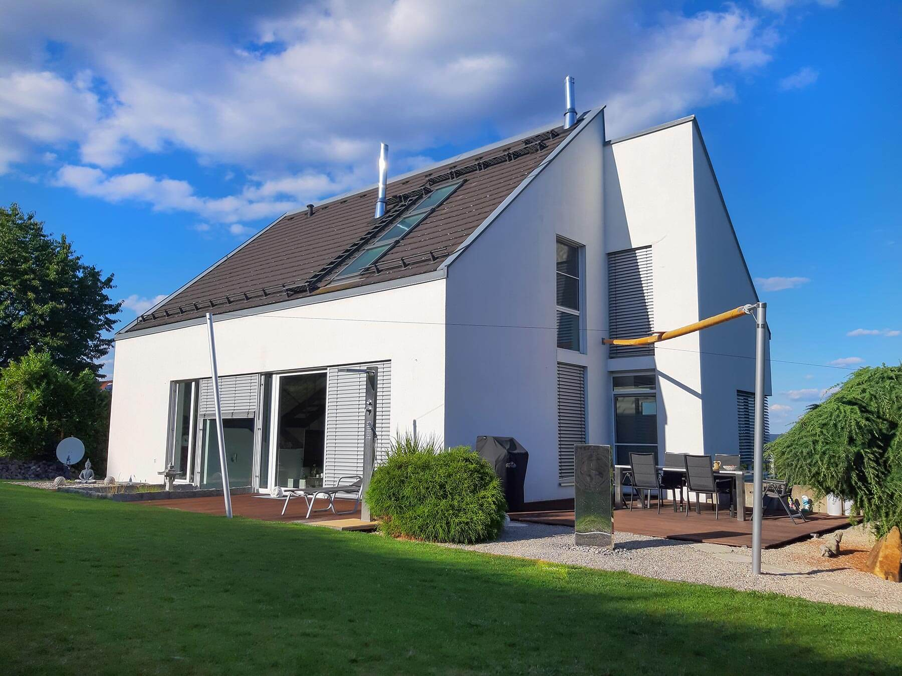 Ein Modernes Haus