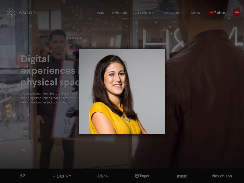 Interview with Marija Tregubova, HR Lead at Ombori