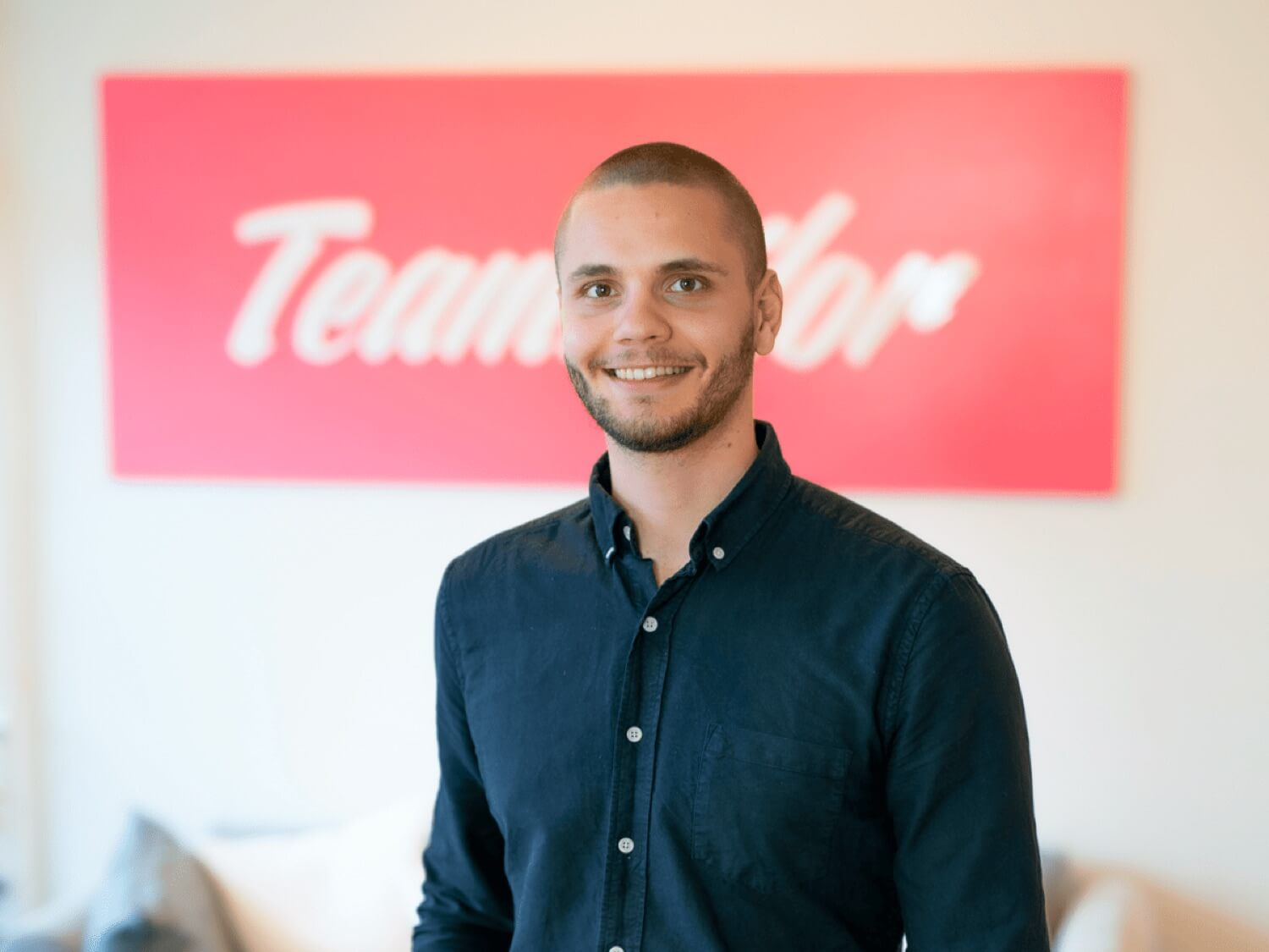 Interview with Fredrik Mellander, Head of Partnerships at Teamtailor