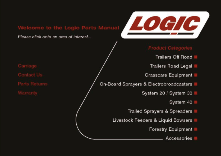 Logic Manufacturing Parts Manual