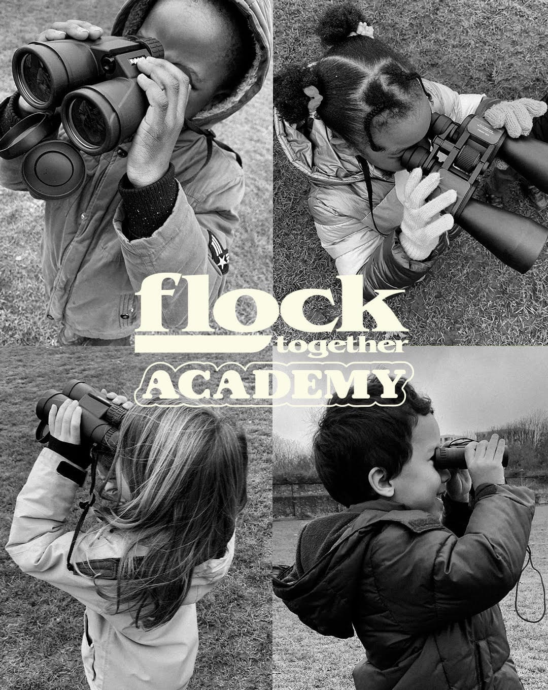 Every child is a birder. They just don't know it yet. Flock Together Academy will be a place to inspire the next generation of young birders.