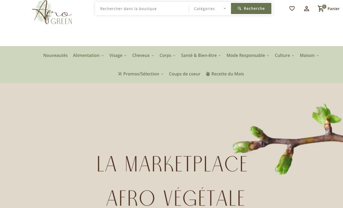 image website afro green