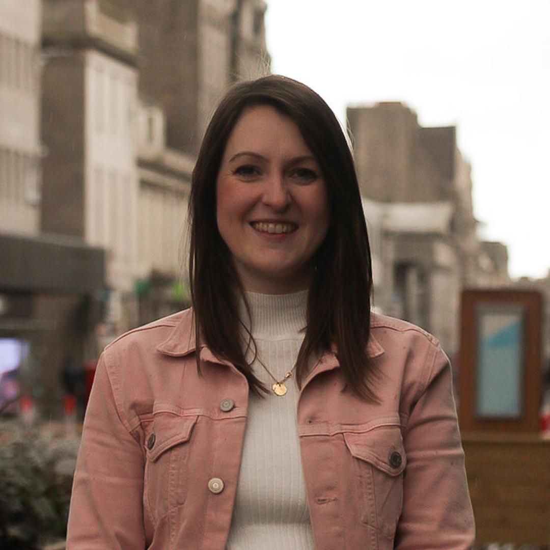 Portrait of Service Manager - Heidi Ogboke
