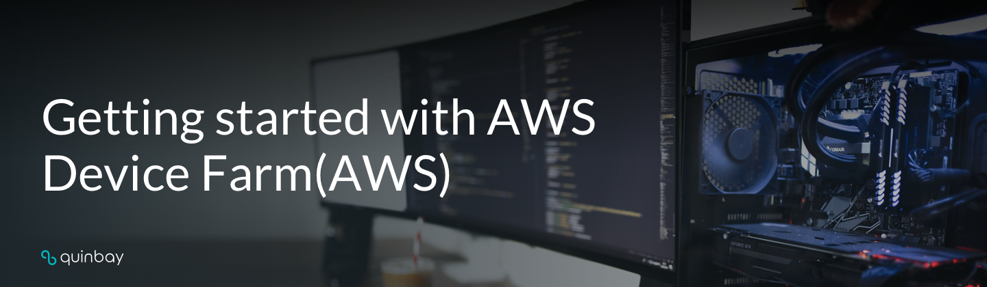 Getting started with AWS Device Farm