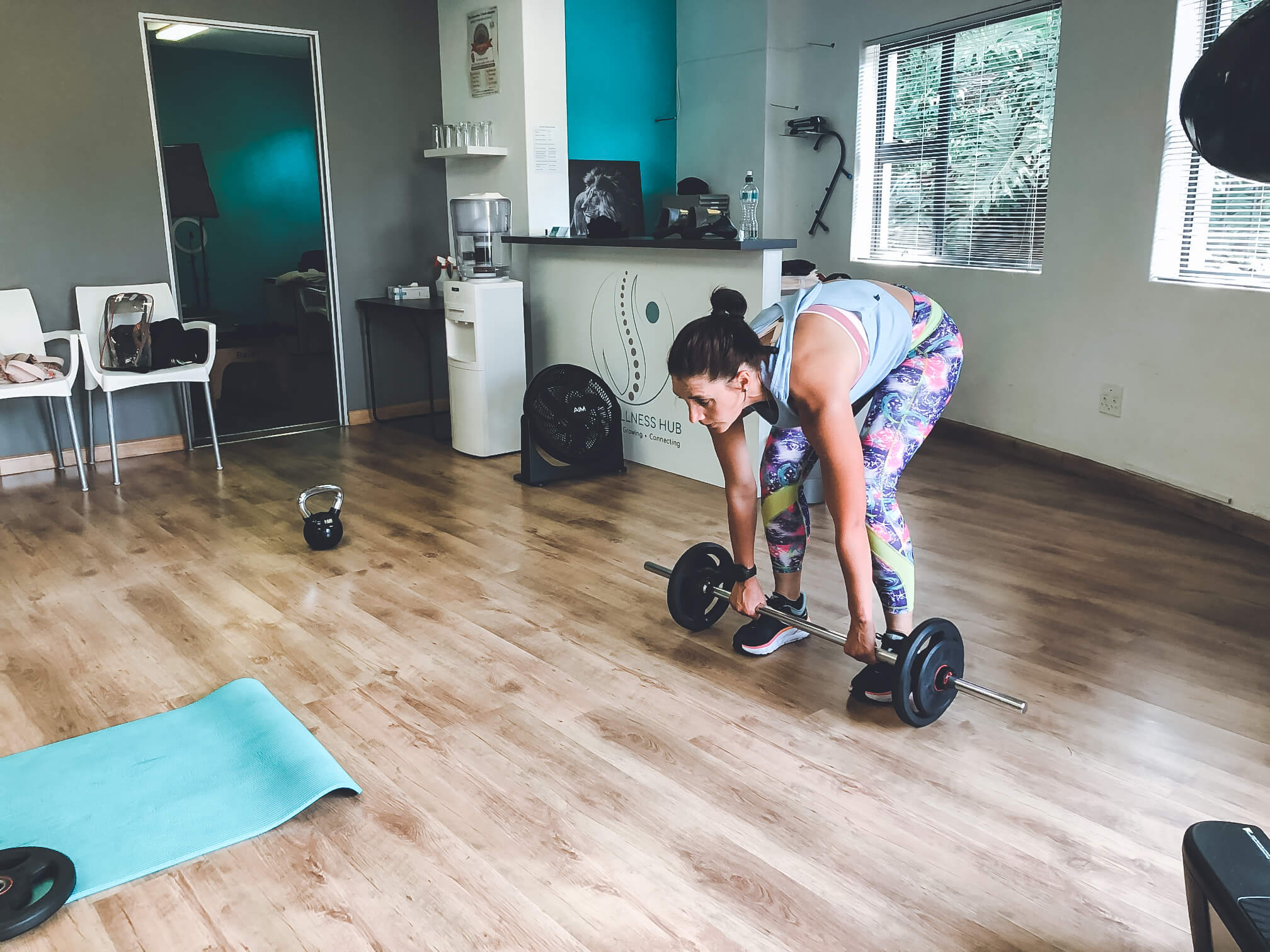The Wellness Hub, Rand Park Ridge, Kaelan Hanslo, Biokineticist, Personal Training, Sports Massage, Rehab, Bootcamp, Training, Exercise classes, HIIT, Weight training, Weight loss, Muscle building, Fitness Studio, Johannesburg
