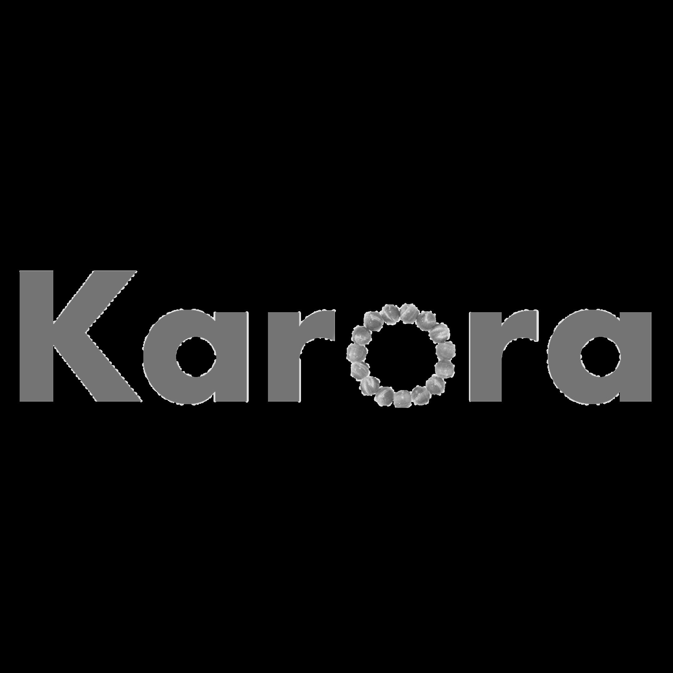 Karora bracelets logo