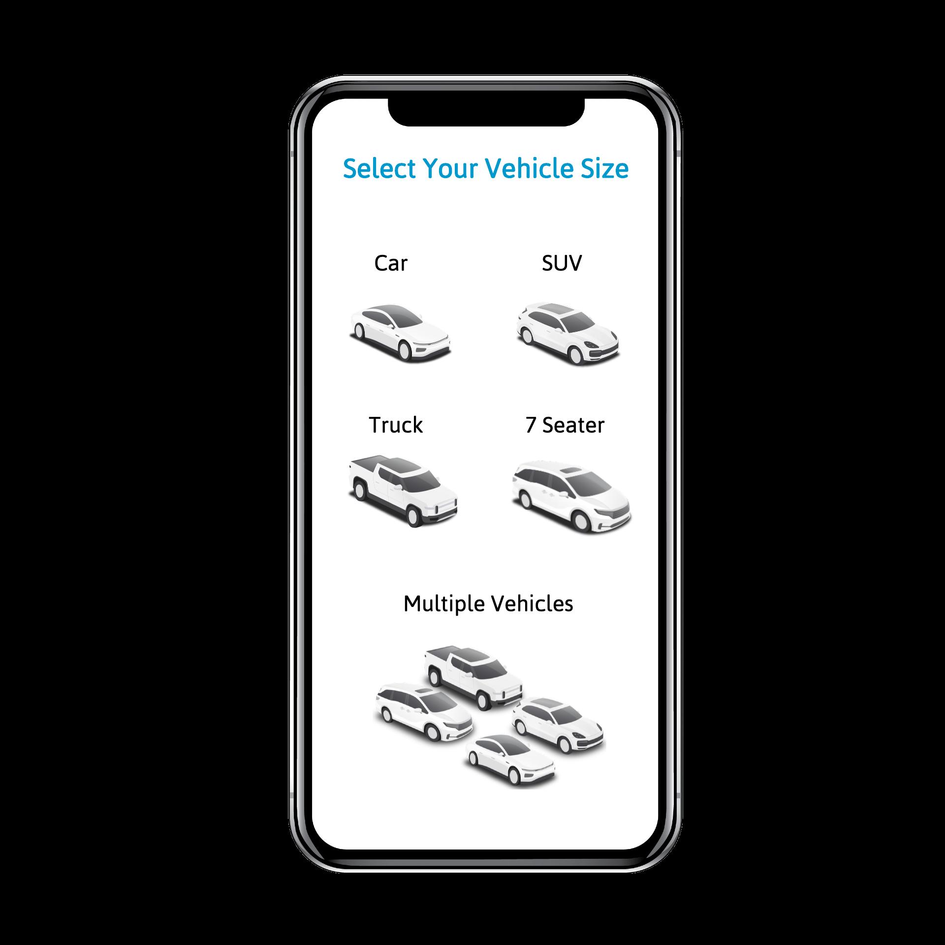 Innovative vehicle selection