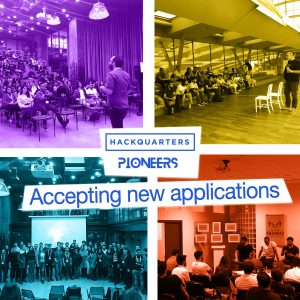 Hackquarters Pioneers Applications are now OPEN! Click HERE to Apply!