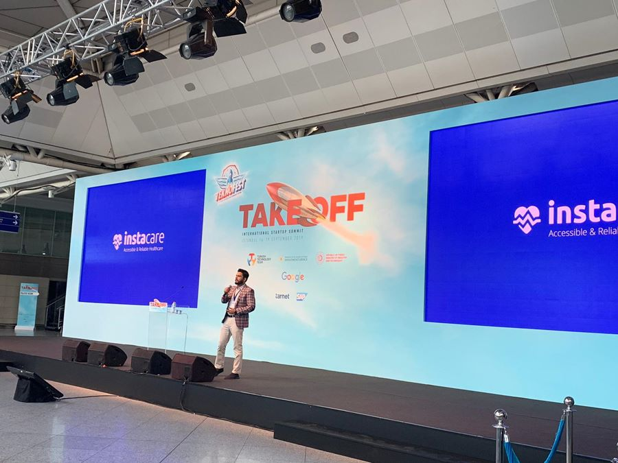 Take Off DAY 3 Startup Pitches Image