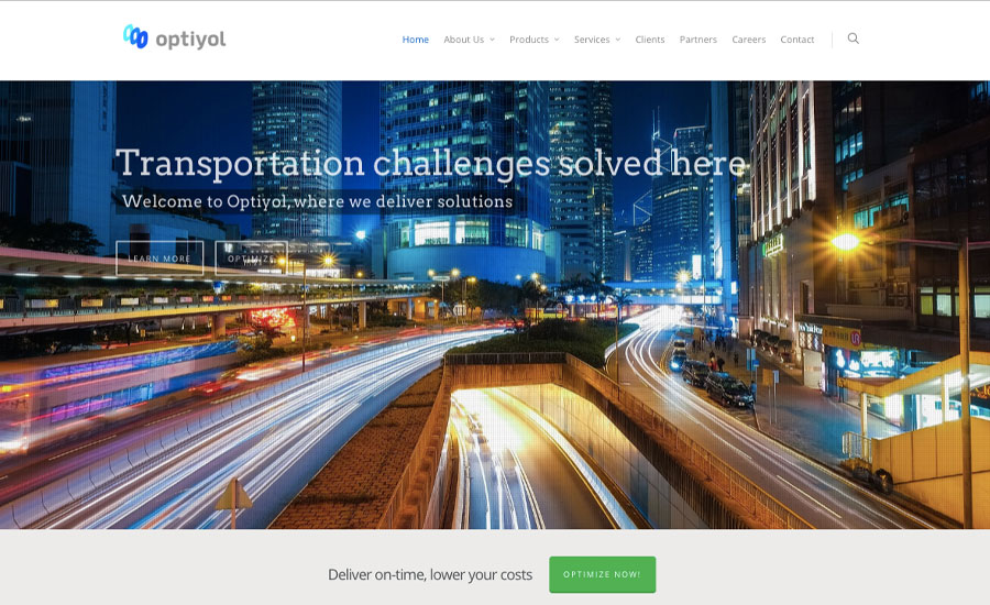 Optiyol provides optimization solutions for transportation planning decisions at strategic, tactical and operational levels.
