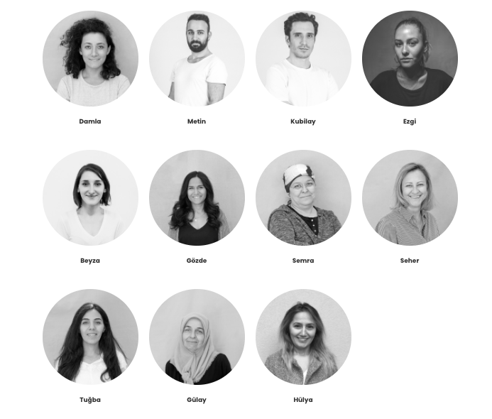 Mana started in 2018 with 3 volunteers but today has a crew of 20+ people that contribute in different ways. We're 14 female and 1 male producer, 6 management and creative team members now.